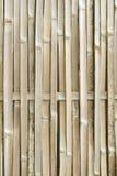 被编织的竹子 图库摄影