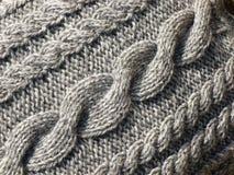 被编织的缆绳 库存图片