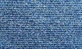 被编织的羊毛的纹理 免版税库存图片