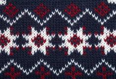 被编织的织品布料装饰品 免版税库存图片