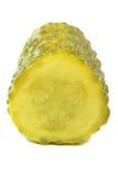 被腌制的嫩黄瓜 免版税库存照片