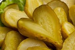 被腌制的黄瓜 免版税图库摄影