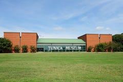 被膜博物馆的高速公路视图在北密西西比 免版税库存图片