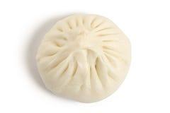 被蒸的小圆面包汉语 库存图片