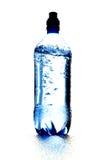 被装瓶的水 库存图片