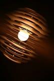 被解剖的灯罩 免版税库存照片