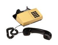 被解开的电话 免版税库存图片