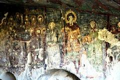 被认为做一个岩石st的第八埃塞俄比亚著名乔治lalibela的古老教会教会想知道世界 库存图片
