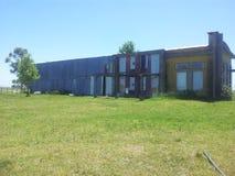 被转换的谷仓 库存照片