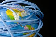 被连接的世界 免版税图库摄影