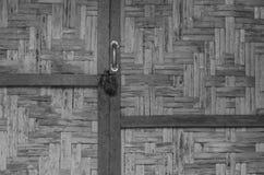被锁定的门 免版税图库摄影