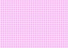 被镀的粉红色 免版税库存照片