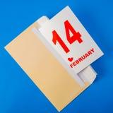 被限制的日重点例证s二华伦泰向量 免版税库存照片