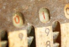 被隔绝的葡萄酒指南加法器- 1 库存照片