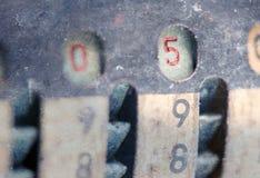 被隔绝的葡萄酒指南加法器- 5 免版税库存照片