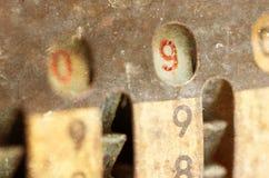 被隔绝的葡萄酒指南加法器- 9 图库摄影