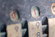 被隔绝的葡萄酒指南加法器- 1 库存图片