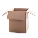 被隔绝的工艺箱子 库存照片