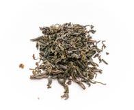 被隔绝的干红茶 免版税库存照片