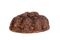 被隔绝的意大利巧克力意大利节日糕点 图库摄影