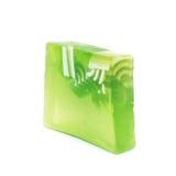 被隔绝的手工制造肥皂 免版税库存照片