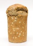被隔绝的新近地被烘烤的大面包 免版税库存照片