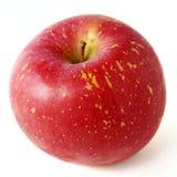 被隔绝的新鲜的日本苹果 库存照片