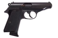 詹姆士・邦德喜爱武器 免版税库存照片