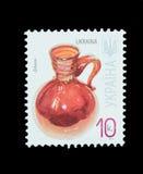 被隔绝的邮票 免版税图库摄影
