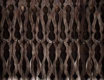 被雕刻的木头 免版税库存图片