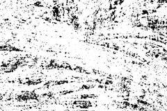 被风化的混凝土墙 土气石纹理 黑污点和噪声困厄的作用的 向量例证