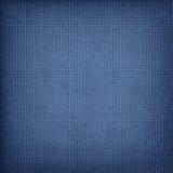 被风化的蓝色方格的背景 免版税库存图片