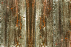 被风化的被绘的木头背景设计的 免版税库存图片