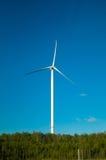 被驱动的生成器风 库存图片
