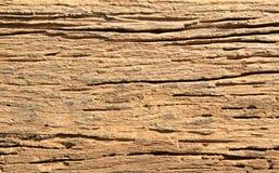 被破坏的木纹理 库存照片