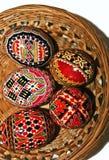 被绘的复活节彩蛋16 免版税库存图片