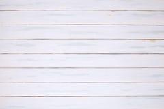 被绘的木地板背景 免版税库存照片