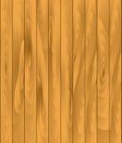 被绘的木木板走道背景 板条背景 库存例证