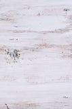 被绘的木板的纹理 免版税库存照片