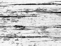 被绘的木头 库存图片