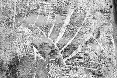 被绘的混凝土墙纹理背景 困厄的石表面 库存照片