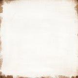 被绘的白色木板条 免版税库存照片