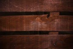 被绘的老木板 库存照片
