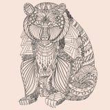 被仿造的熊 免版税库存照片