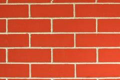 被仿造的砖墙 免版税库存图片