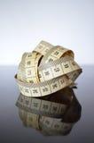 裁缝厘米磁带 免版税库存图片