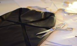 裁缝的工具 库存照片