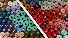 裁缝螺纹 库存图片