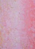 破裂和削皮油漆和难看的东西老墙壁 图库摄影