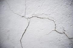破裂的墙壁 库存图片